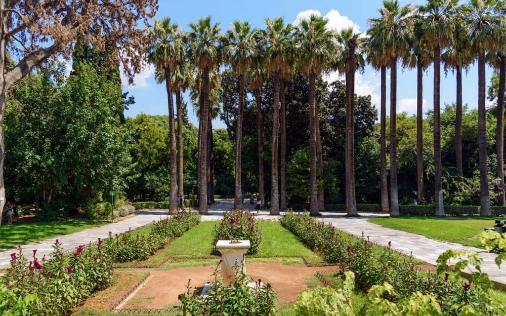National Garden Athens